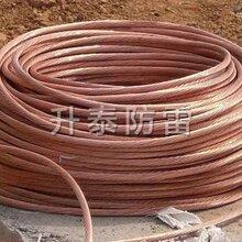 铜包钢绞线生产厂家防雷接地线铜包钢绞线电镀铜绞线防雷水平接地体图片