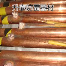 电解离子接地极厂家纯铜电解离子接地极高能防腐接地极图片