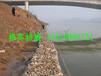 防洪护岸格宾网箱护坡铅丝笼包塑料皮