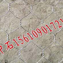 铅丝石笼护岸防洪护坡生态围网格宾网垫护岸