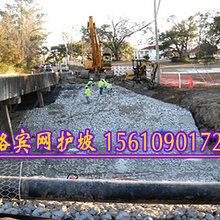 莫乎尔牧场阿布都瓦依提村防洪堤建设-格宾石笼网护岸