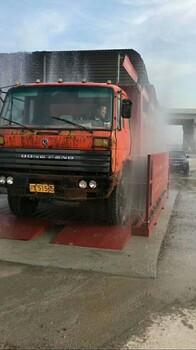 順耀武漢建筑工地現場揚塵在線聯動系統渣土車洗輪機快速發貨