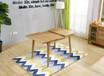 百维斯美琳馨实木餐桌椅