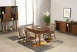 百維斯美琳馨實木餐桌椅