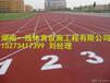 郴州永兴县塑胶跑道工程承接湖南一线体育设施工程
