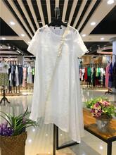 杭州大码品牌女装折扣店货源