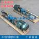 上海诺尼GW10-1型不锈钢螺杆泵浓浆泵卫生级螺杆泵单螺杆泵