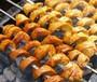 凤城特色小吃烤面筋技术配方酱料传授,特色餐饮加盟小吃店