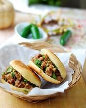 金州早餐肉夹馍技术去哪学,肉夹馍配方做法哪里教,肉夹馍培训