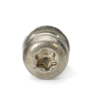 不锈钢圆头梅花弹垫微型螺丝现货供应,世世通非标螺丝定制厂家图片3