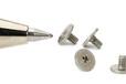 龍華廠家定制非標小螺絲M1.4×2.0不銹鋼十字平頭遙控用非標小螺絲