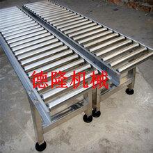 爬坡输送机皮带输送机链板流水线滚筒输送机网链输送机非标定制
