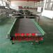 不銹鋼網帶輸送機食品加工輸送設備加工定做食品冷卻降溫輸送機