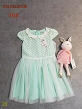 國內一二線童裝服裝尾貨庫存批發選世通服飾圖片