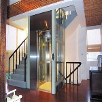 家用小型别墅电梯/别墅电梯一般价格/性能可靠/完美定制图片