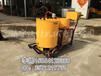 广西钦州小型马路灌缝机沃特手推60L填缝机煤气罐加热沥青胶