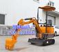 福建三明市农用小型挖掘机10型小挖机沃特畅销微型挖土机型号