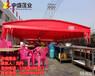 夜市大排档收缩活动推拉雨篷地摊可移动式帐篷户外烧烤遮阳棚雨蓬