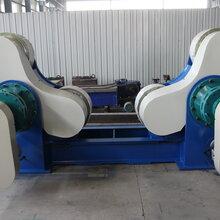 濟南華飛供應大噸位自調式焊接滾輪架可調式焊接滾輪架