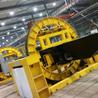 济南华飞数控供应中空环型车架焊接翻转机