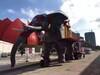 厦门周边雨屋展览雨屋活动大型机械大象租赁