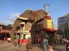 南京周边雨屋展览神奇雨屋展机械大象现货租赁