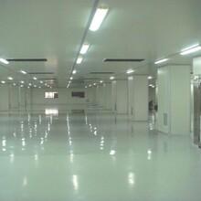 无尘室工程净化工程无尘室净化车间图片