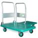 宁夏手推车钢制手推车做工精细质量上乘常年供应