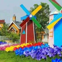 荷兰风车展出租出售风车质量的5种判别方法图片