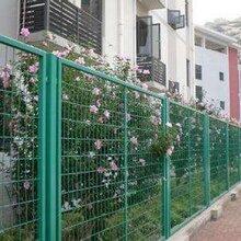 惠州-桃型柱护栏网,双边丝护栏网,边框护栏网销售价格图片
