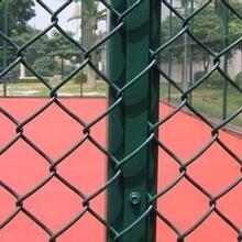 篮球场围网施工,网球场围网价格,足球场围网材料,三年质保图片
