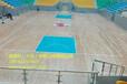 大连运动实木地板铺装实木运动地板厂家篮球场运动木地板价格
