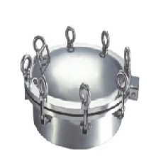 不锈钢圆型带压人孔