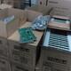 LED电子看板单元板材料图