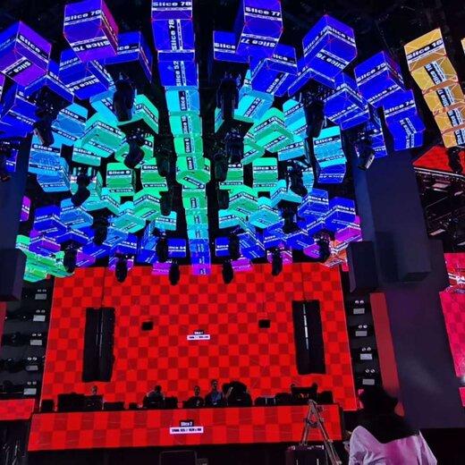 上飞阳LED酒吧显示屏,深圳宝安全新上飞阳LED酒吧屏地砖屏量大从优
