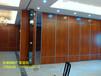 九江瑞昌市酒店活动屏风餐厅宴会厅旋转折叠隔音移动隔断墙厂家直销上门安装