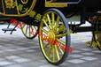 厂家直销新款欧式豪华皇家马车英国女皇婚礼用车同款马车款电动款