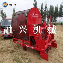 辉县半夏收获机转筒式挖药机厂家