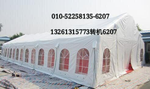 河北张家口婚庆酒宴充气大棚婚礼宴席充气帐篷饭棚