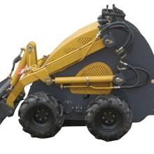 直销滑移装载机最小型装载机适合集装箱车库360度旋转