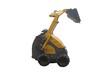 出售迷你滑移裝載機微型鏟車靈活性強操作簡單