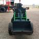 滑移裝載機滑移鏟車中首重工工程機械