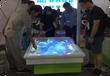 魔幻沙盘ar游戏设备移动沙桌互动投影捕鱼模拟火山VR加盟体验