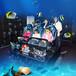 9DVR虛擬現實設備VR電影體驗館VR體感互動設備一套VR5D影院7D影院
