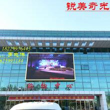 青海-户外p6、p8LED电子大屏幕哪有卖?价格多少?图片