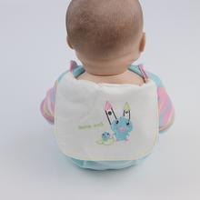 母婴用品宝宝吸汗巾纯棉纱布汗巾厂家批发生产图片