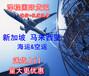 广州到新加坡/马来西亚海运拼箱整柜包箱出口货运物流