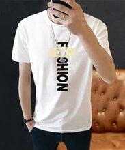 出口外贸男装短袖T恤广州工厂供应越南订单低价男装半袖批发