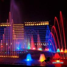 唐韻音樂噴泉制作廠家,邢臺音樂噴泉廠家性能可靠圖片
