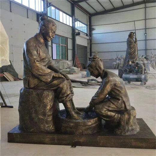 福建孝道雕塑制作厂家